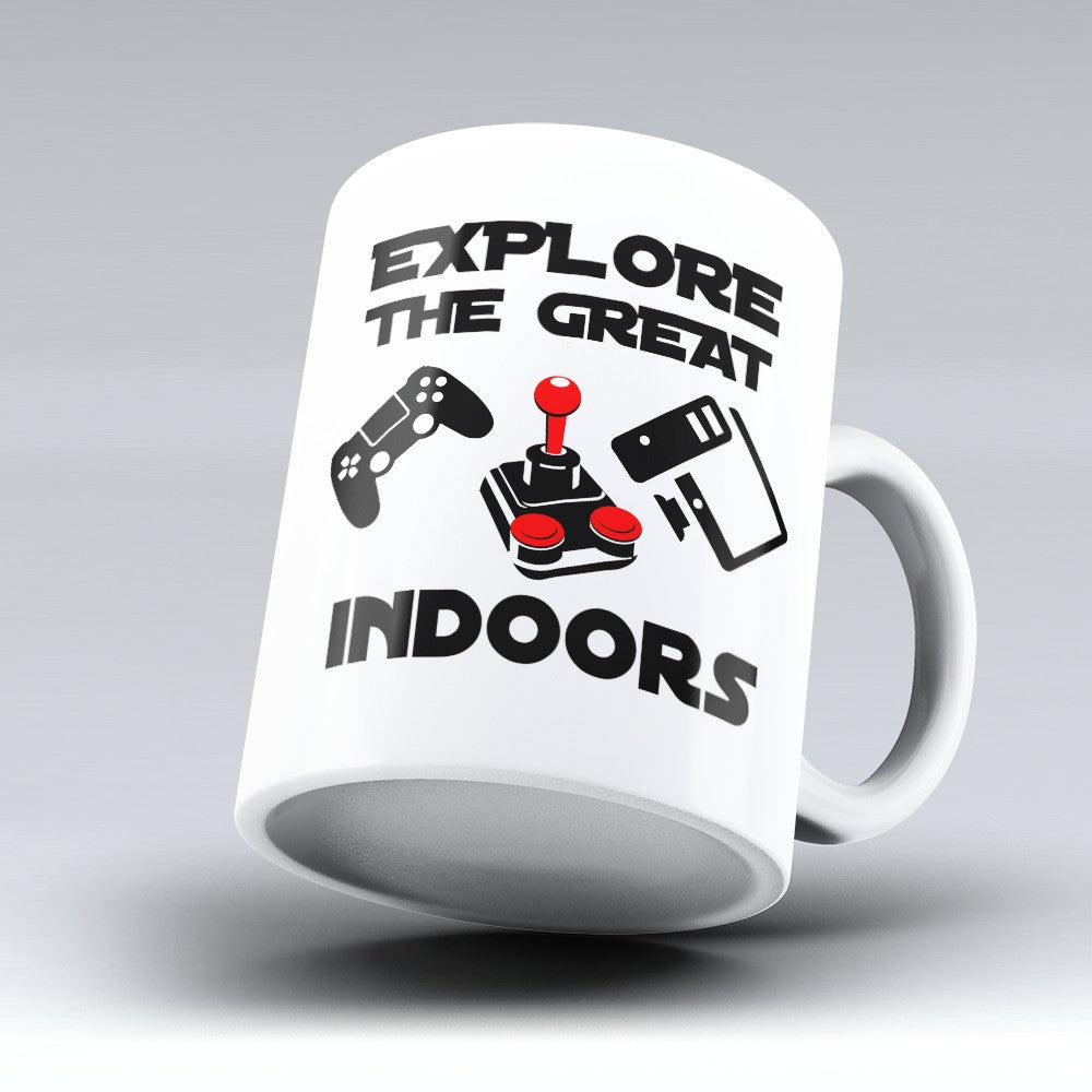 "Limited Edition - ""The Great Indoors"" 11oz Mug"