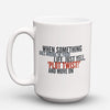 "Limited Edition - ""Plot Twist"" 15oz Mug - Inspirational Quotes Mugs - Mugdom Coffee Mugs"