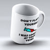 "Limited Edition - ""I Was Looking At Your Veins"" 11oz Mug - Nurse Mugs - Mugdom Coffee Mugs"