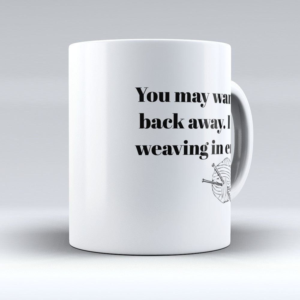 "Limited Edition - ""Weaving In Ends"" 11oz Mug"