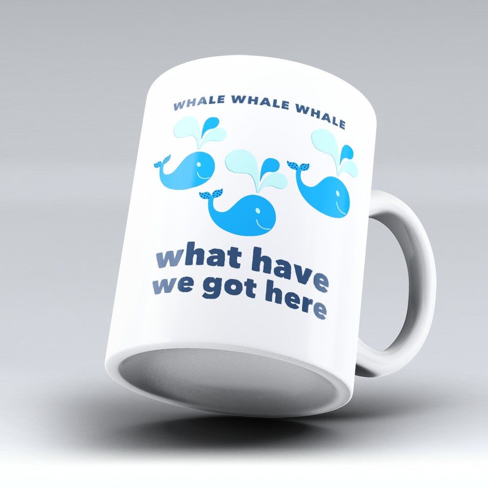 "Limited Edition - ""What Have We Got Here"" 11oz Mug"