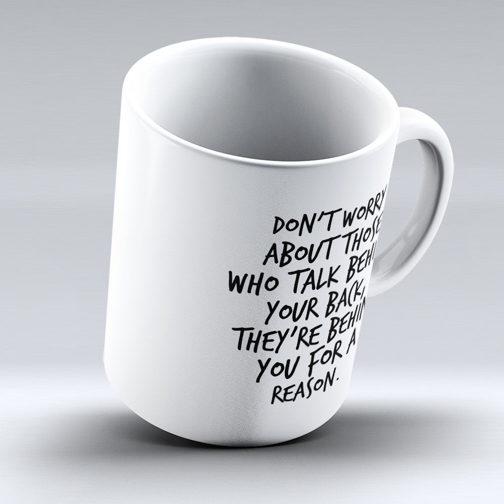 "Limited Edition - ""For A Reason"" 11oz Mug - Inspirational Quotes Mugs - Mugdom Coffee Mugs"