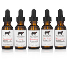 Bull and Bell Beard Oil Family of Products