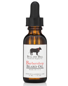 Bull and Bell Barbershop Beard Oil