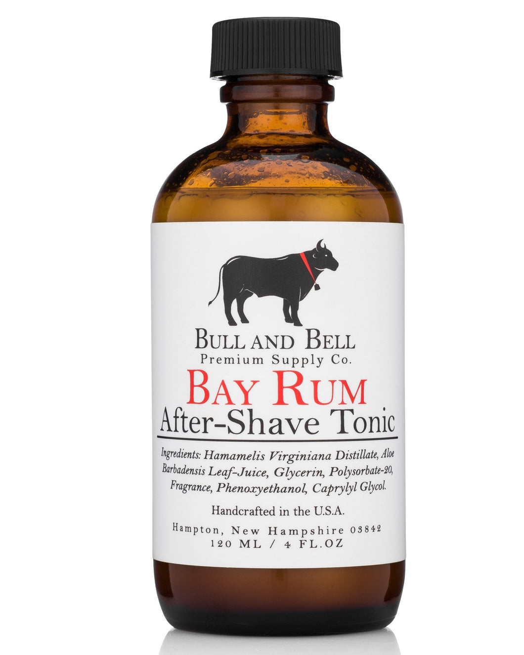 Bay Rum After-Shave Tonic