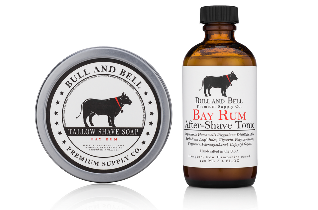 Shave Bundle: Bay Rum