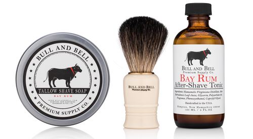 Shave of the Day Bundle:  Bay Rum