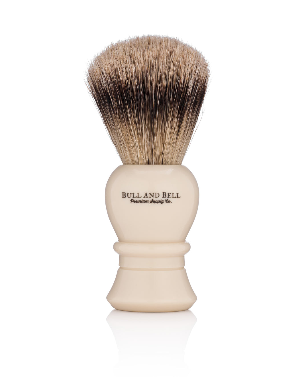 Bull and Bell Premium Shave Brush
