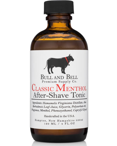 Classic Menthol After-Shave Tonic