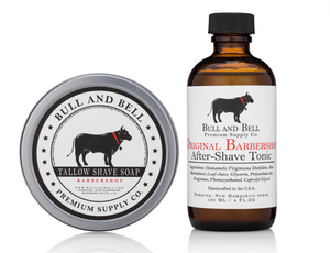 Shave Bundle: Original Barbershop