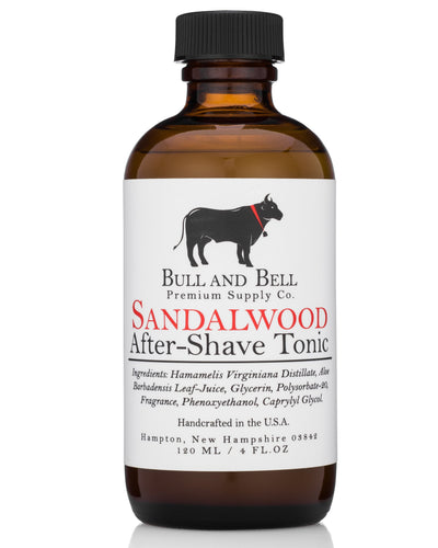 Sandalwood After-Shave Tonic