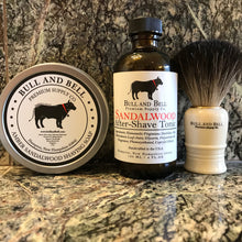 Shave of the Day Bundle: Sandalwood