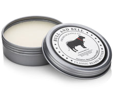 Classic Beard Butter with Open Tin