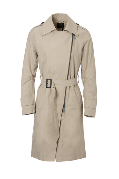 Trenchcoat Techno Cotton W från Sand of Copenhagen hos MIKARA
