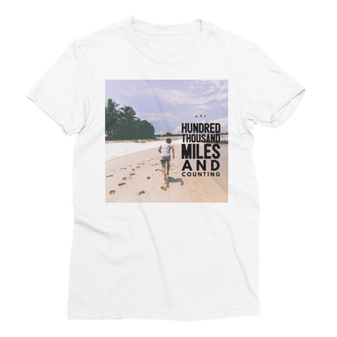 One Hundred Thousand Miles (Women's Short Sleeve T-Shirt)