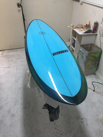 resin tint surfboard