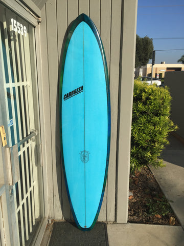 squash tail fun shape surfboard
