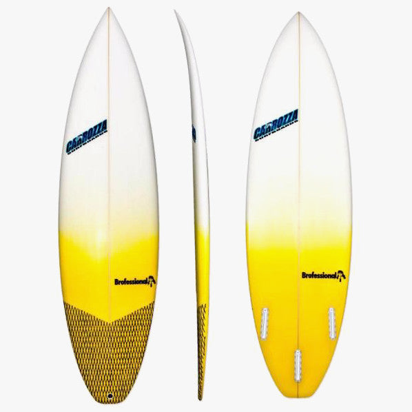 Carrozza Brofessional Surfboard