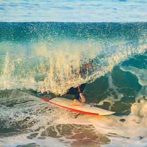 best surfboard for riding the tube