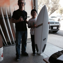 daily driver squash tail surfboard