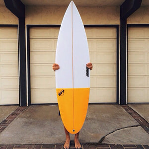 bff round tail daily driver surfboard