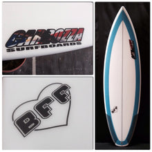 carrozza bff daily driver surfboard