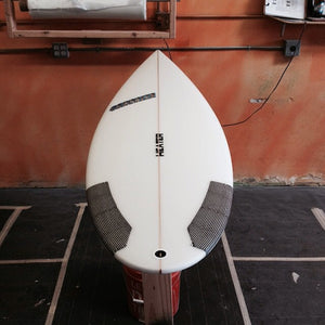 carving style surfboard model