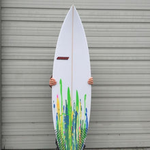 custom artwork round tail surfboard heater model