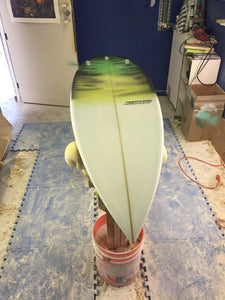 "Brofessional 6'3"" Used Surfboard Huntington Beach"