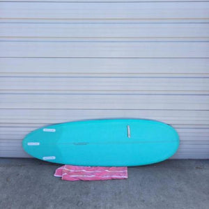 Carrozza Moped Surfboard