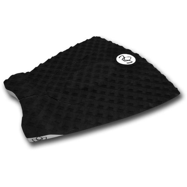 Stay Covered Short Board 3 piece black Traction Pad