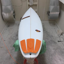 stubby full volume surfboard