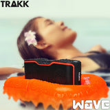 TRAKK WAVE Waterproof 20W TWS Technology Bluetooth Speaker