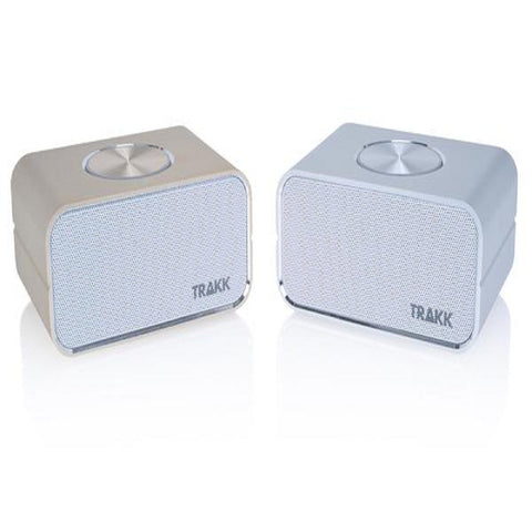 TRAKK CEO Elegant Portable Bluetooth Speaker & Power Bank