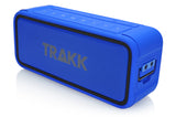 TRAKK GO Rugged Durable 20W Bluetooth Speaker & Power Bank