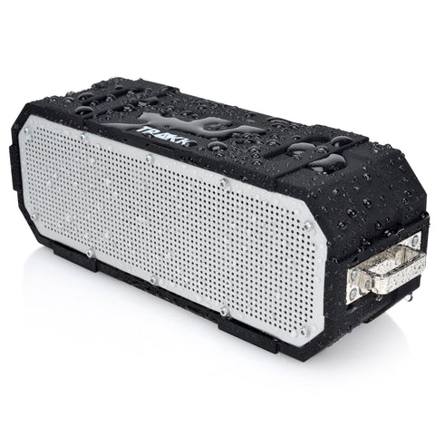 TRAKK BANG Waterproof Rugged Wireless Bluetooth Speaker
