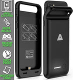 TRAKK CHARGE Protective Battery Pack Case for iPhone 7