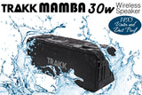 TRAKK MAMBA Weatherproof 30W Portable Wireless Bluetooth Speaker