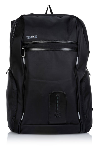 TRAKK FUEL Anti-Theft Durable Power Charging Backpack