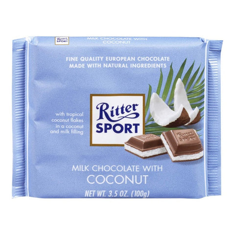 Milk Chocolate With Coconut - Kikis Delivery