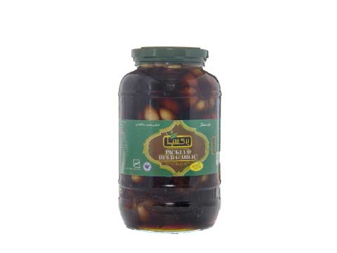 Pickled Bulb Garlic - Kikis Delivery