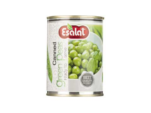 Canned peas 380g - Kikis Delivery