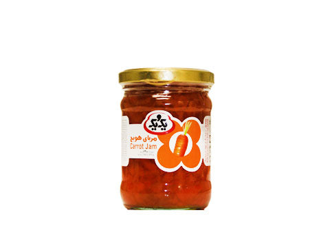 Carrot Jam - Kikis Delivery