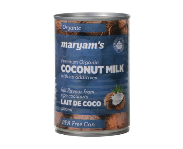 Maryam's Organic Coconut Milk - Kikis Delivery