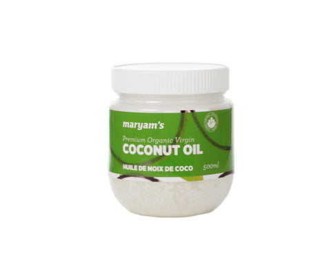 Maryam's Organic Coconut Oil
