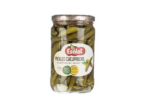 Pickled Cucumber - Kikis Delivery