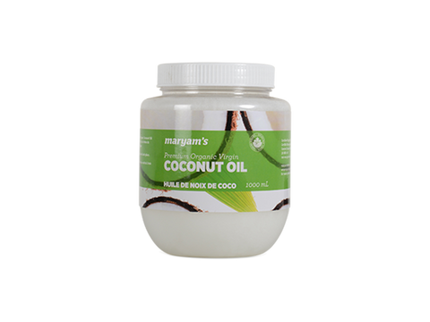 Maryam's Coconut OIl