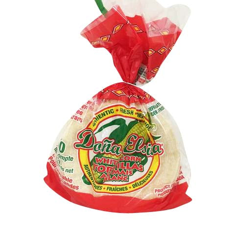 Dona Elista Tortilla 30 Pack - Kikis Delivery