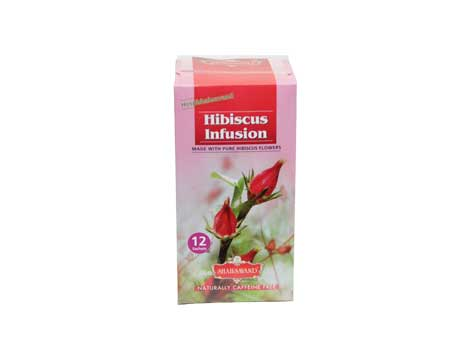 Hibiscus infusion - Kikis Delivery