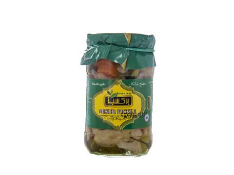 Mixed Pickled(Shoor)